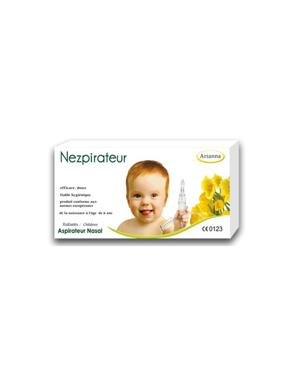 Nezpirateur aspirateur nasale Arianna