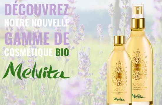 Découvrez notre nouvelle gamme de cosmétique bio